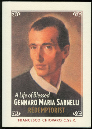 Image for A Life of Blessed Gennaro Maria Sarnelli, Redemptorist