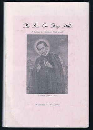 Image for The Sun on These Hills: A story of Bishop Neumann