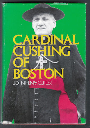 Image for Cardinal Cushing of Boston