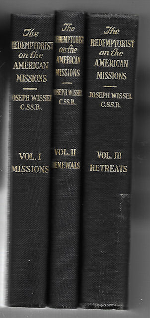 Image for The Redemptorist on the American Missions, Three Volumes
