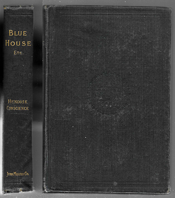 Image for The Blue House