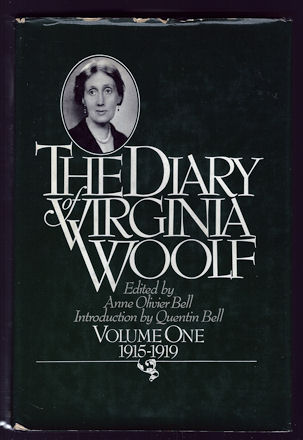 Image for The Diary of Virginia Woolf, Volume One, 1915-1919